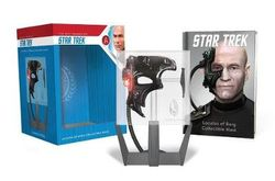Star Trek: Locutus of Borg Die-Cast Collectible Mask
