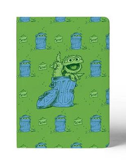 Sesame Street Oscar the Grouch Journal