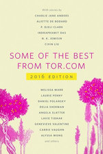 Some of the Best from Tor.com: 2016