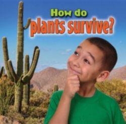 How do plants survive?