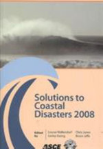Solutions to Coastal Disasters 2008
