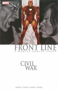 Civil War: Front Line - Book 2