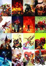 Marvel Zombies: The Covers