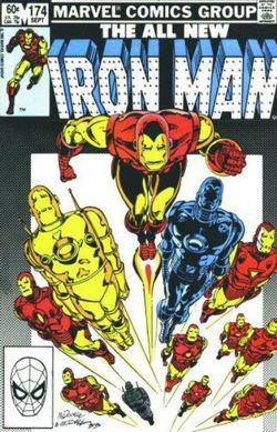 Iron Man: The Many Armors Of Iron Man