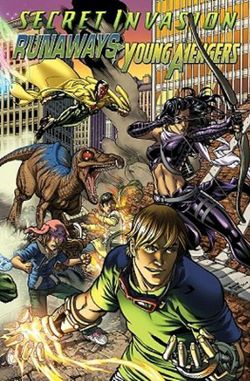 Secret Invasion: Runaways Young Avengers