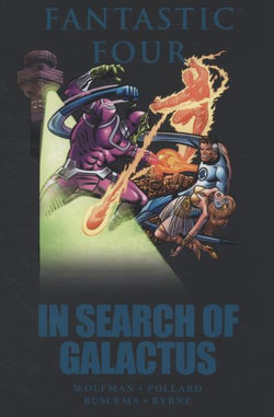 Fantastic Four: In Search Of Galactus