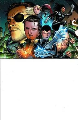 Secret Warriors Vol.1: Nick Fury, Agent Of Nothing