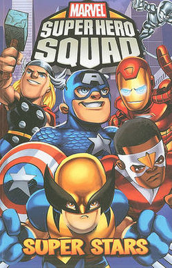 Super Hero Squad: Super Stars Digest
