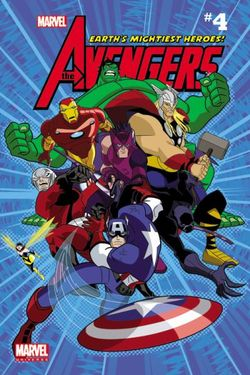 Earth's Mightiest Heroes!