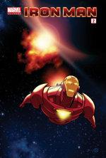 Marvel Universe: Iron Man - Comic Reader Vol. 2