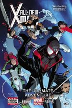 All-New X-Men - The Ultimate Adventure