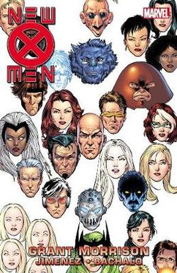 New X-men By Grant Morrison Volume 6