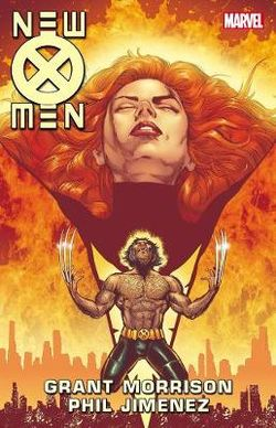 New X-men By Grant Morrison Book 7