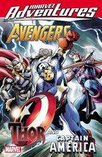 Marvel Adventures Avengers: Marvel Adventures Avengers: Thor & Captain America Thor & Captain America