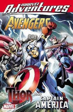 Marvel Adventures Avengers: Thor & Captain America