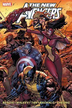 New Avengers Volume 6