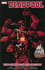 Deadpool By Daniel Way: The Complete Collection Volume 4