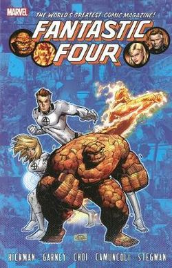 Fantastic Four By Jonathan Hickman - Volume 6