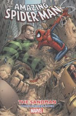 Amazing Spider-man Vol. 4: The Sandman Young Readers Novel