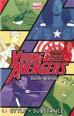 Young Avengers : Style > Substance
