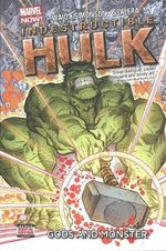 Indestructible Hulk - Volume 2: Gods And Monster (marvel Now)