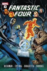 Fantastic Four by Jonathan Hickman Vol. 4