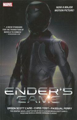 Ender's Game Graphic Novel