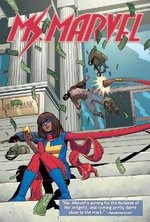 Ms. Marvel Volume 2