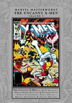 Marvel Masterworks - The Uncanny X-Men