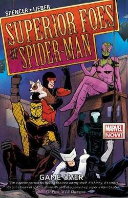 The Superior Foes of Spider-Man - Game Over