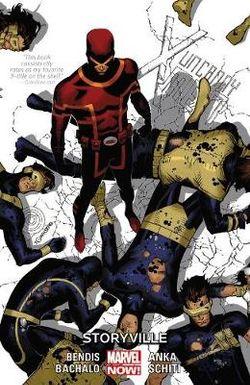 Uncanny X-Men Vol. 6