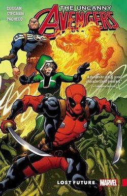 Uncanny Avengers: Unity Vol. 1