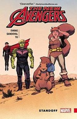 New Avengers: A. I. M. Vol. 2