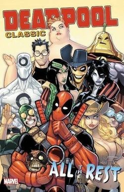 Deadpool Classic Vol. 15