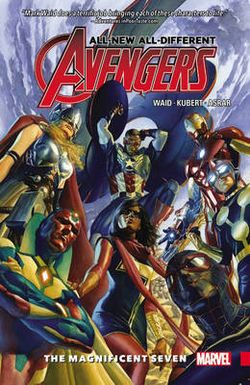 All-New, All-Different Avengers Vol. 1