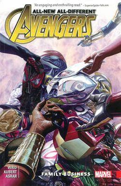 AllNew, AllDifferent Avengers Vol. 2