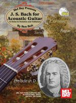 J. S. Bach for Acoustic Guitar