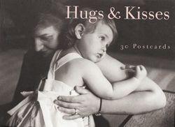 Hugs and Kisses Postcard Book