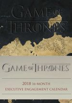 Game of Thrones 2017-2018 16-Month Diary