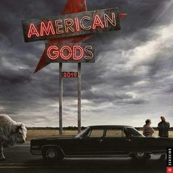 American Gods 2019 Wall Calendar