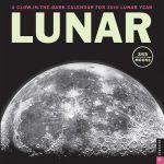 Lunar 2019 Square Wall Calendar