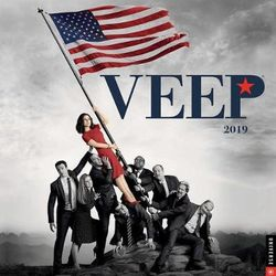 Veep 2019 Wall Calendar