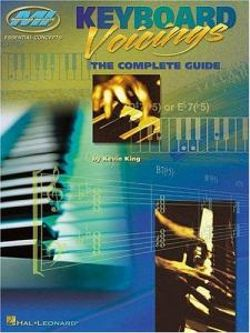Keyboard Voicings - the Complete Guide