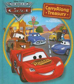 Disney Cars Carry along Treasury