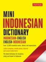 Mini Dictionary Indonesian
