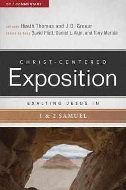 Exalting Jesus in 1 and 2 Samuel