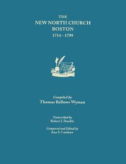 The New North Church, Boston 1714-1799