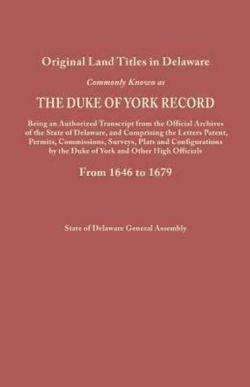 Duke of York Record, 1646-1679