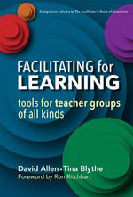 Facilitating for Learning