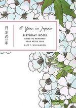 Year in Japan Birthday Book